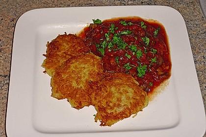 Tomaten - Sahne - Champignon - Sauce