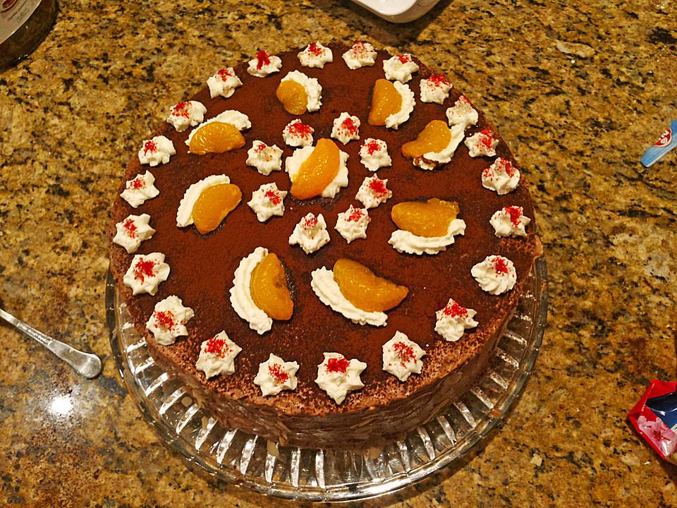 Nougat creme für torte