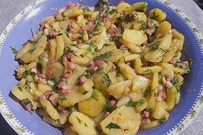 Kartoffelsalat mit Speck 4