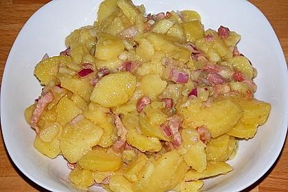 Kartoffelsalat mit Speck 1