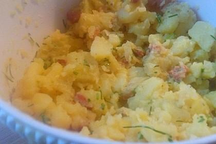 Kartoffelsalat mit Speck 7