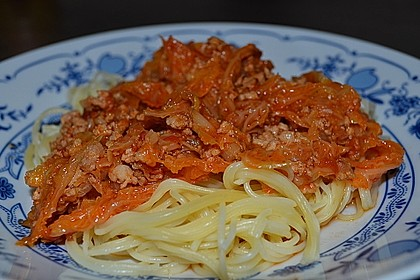 Wirsing - Bolognese 1