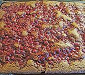 Kirsch - Brownies (Bild)