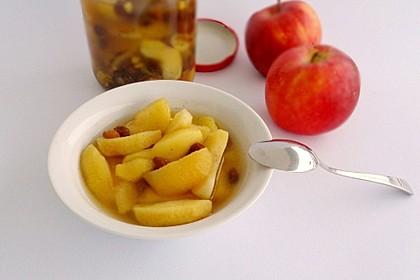 Apfelkompott (Bild)