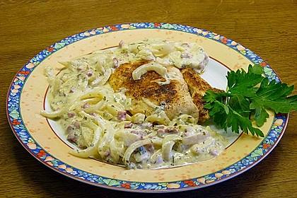 Zwiebel - Hähnchen 'Winzerin'