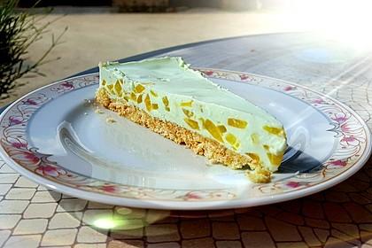 Waldmeister - Philadelphia - Torte 9