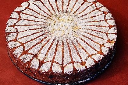 Apfel - Eierlikör - Kuchen 4