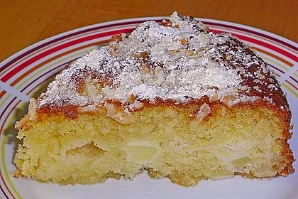 Apfel - Eierlikör - Kuchen 6