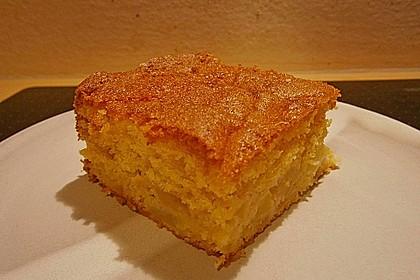 Apfel - Eierlikör - Kuchen 1
