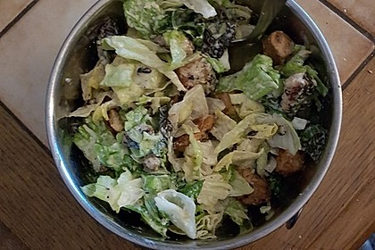 Caesar's Salad 37