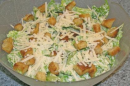 Caesar's Salad 21