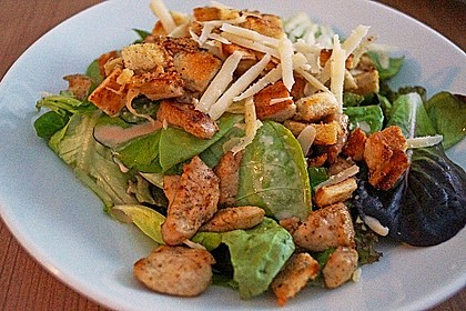 Caesar's Salad 2