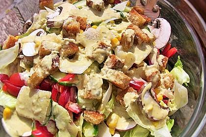 Caesar Salad 16