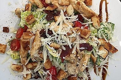 Caesar's Salad 16