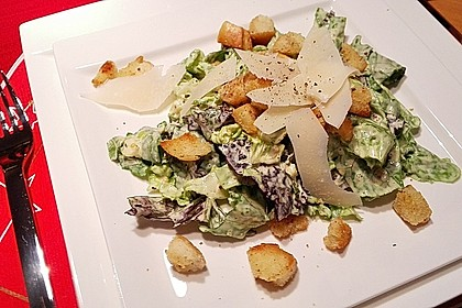 Caesar Salad 10