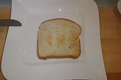 Goldener Toast 110