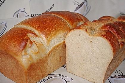 Goldener Toast