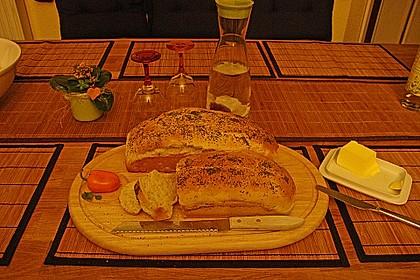 Goldener Toast 152