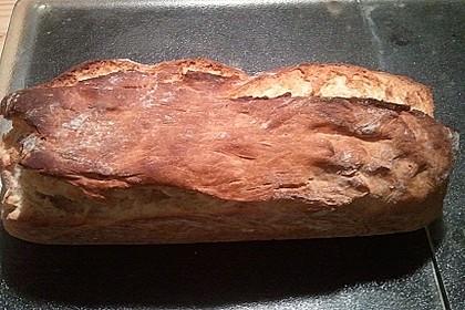 Goldener Toast 114