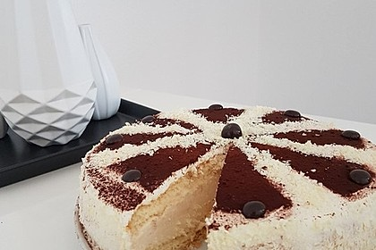 Bailey's - Torte mit Mascarpone 1