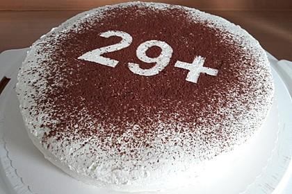 Bailey's - Torte mit Mascarpone 29