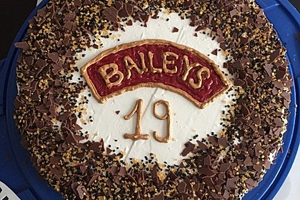 Bailey's - Torte mit Mascarpone 8
