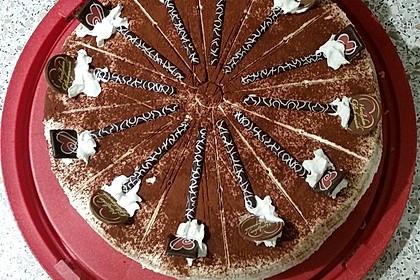 Bailey's - Torte mit Mascarpone 11