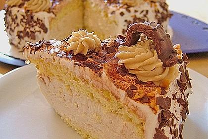 Bailey's - Torte mit Mascarpone 28