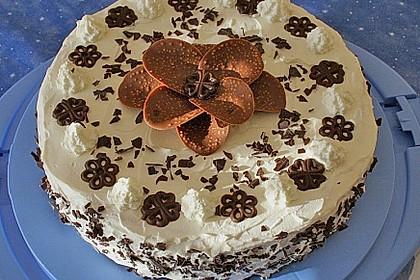 Bailey's - Torte mit Mascarpone 6