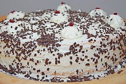 Bailey's - Torte mit Mascarpone 12
