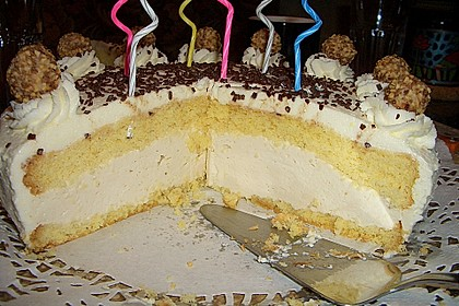 Bailey's - Torte mit Mascarpone 17