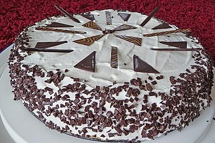Bailey's - Torte mit Mascarpone 15