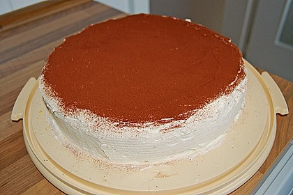 Bailey's - Torte mit Mascarpone 21