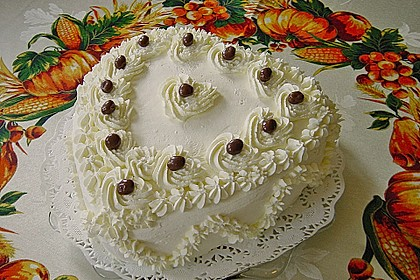 Bailey's - Torte mit Mascarpone 13