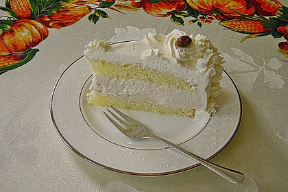Bailey's - Torte mit Mascarpone 18