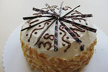 Bailey's - Torte mit Mascarpone 16
