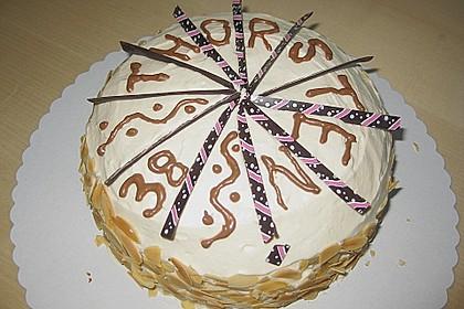Bailey's - Torte mit Mascarpone 34