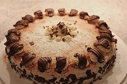 Bailey's - Torte mit Mascarpone 2
