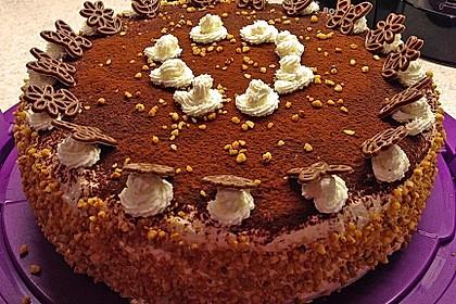 Bailey's - Torte mit Mascarpone 4