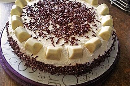 Bailey's - Torte mit Mascarpone 36