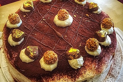 Bailey's - Torte mit Mascarpone 5