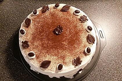 Bailey's - Torte mit Mascarpone 9