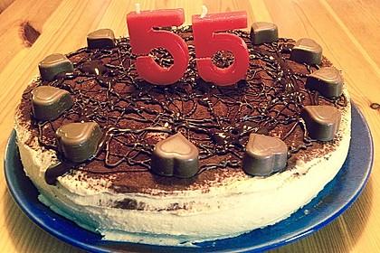 Bailey's - Torte mit Mascarpone 24