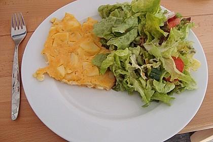 Kartoffel - Blechkuchen 4