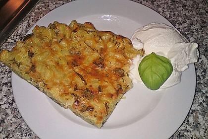 Kartoffel - Blechkuchen 2