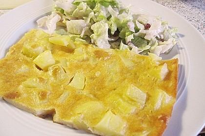 Kartoffel - Blechkuchen 3