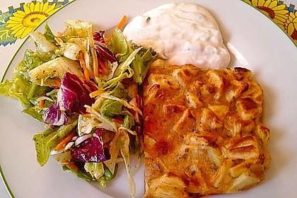 Kartoffel - Blechkuchen