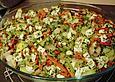 Chrissis Kartoffel - Gemüse - Tatar - Auflauf
