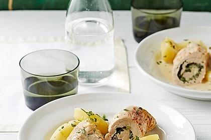 Puten - Mozzarella - Rouladen