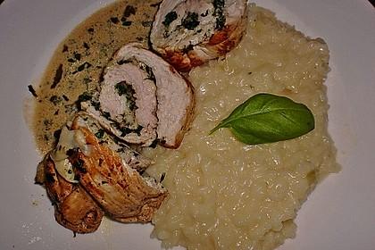 Puten - Mozzarella - Rouladen 4